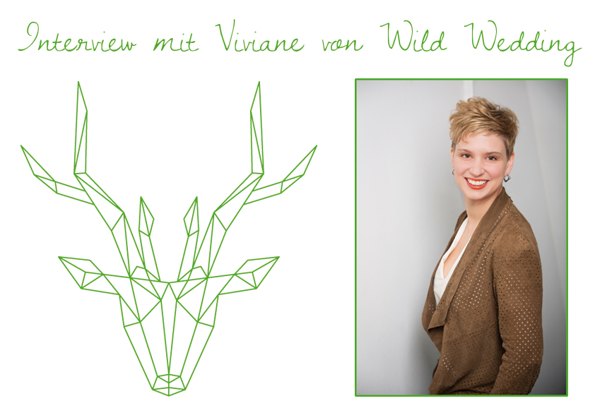 Viviane Wild von Wild Wedding im Interview