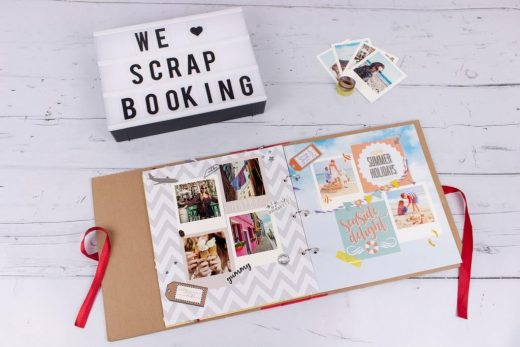 Scrapbooking Checkliste